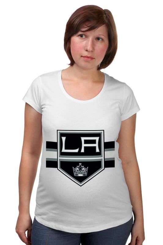 Футболка для беременных Printio Лос-анджелес кингс футболка для беременных printio los angeles kings nhl usa