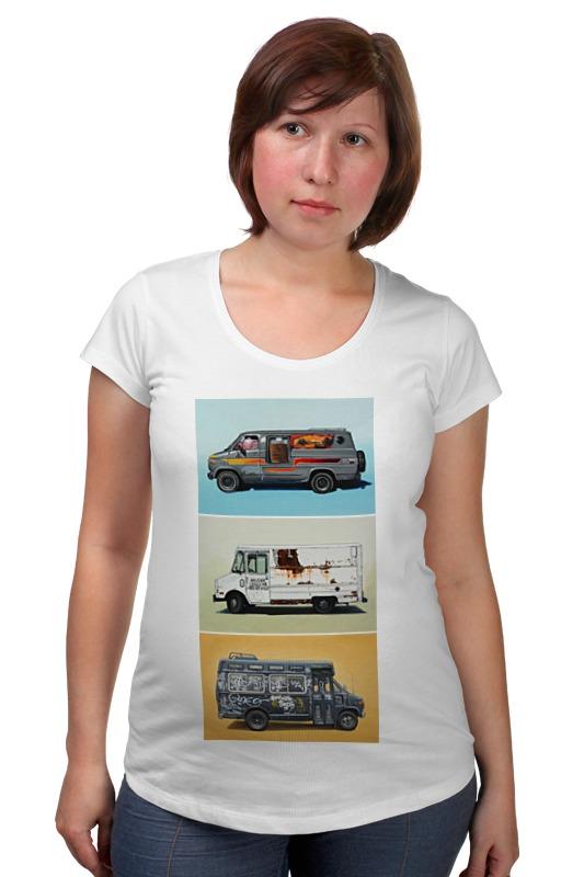 Футболка для беременных Printio Car футболка для беременных printio авто уаз