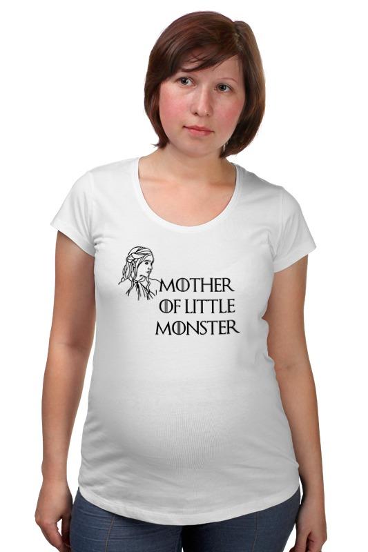 Футболка для беременных Printio Игра престолов (game of thrones) khaleesi (2) футболка для беременных printio game of thrones
