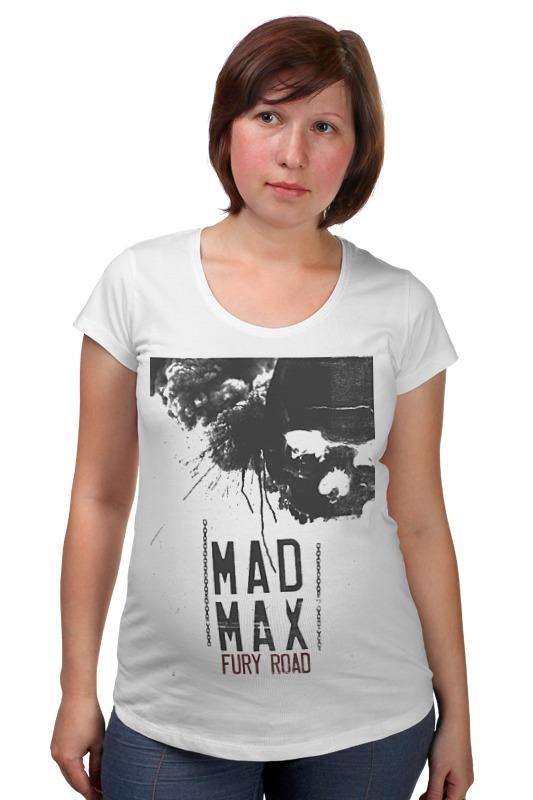 Футболка для беременных Printio Mad max / безумный макс видеоигра для pc mad max