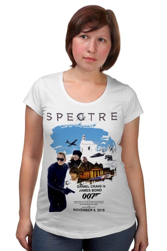 Футболка для беременных Printio Bond 007 / spectre футболка для беременных printio property of a lady 007