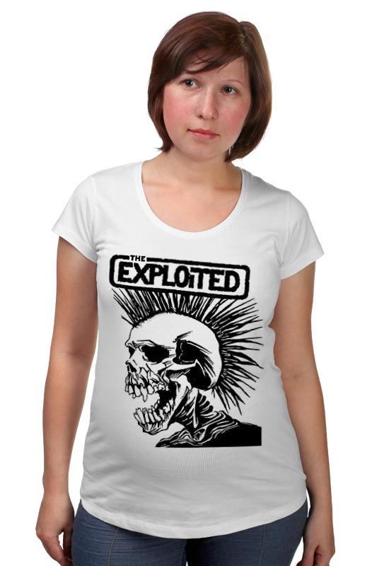 Футболка для беременных Printio The exploited футболка для беременных printio bring me the horizon