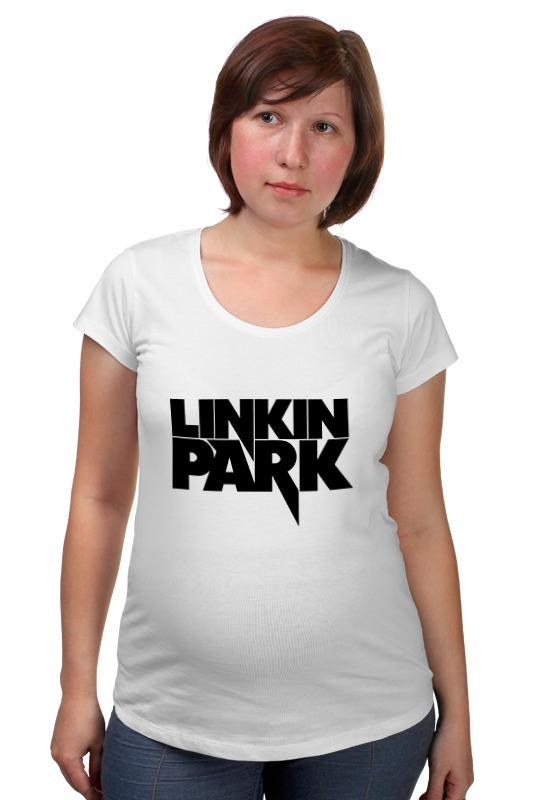 Футболка для беременных Printio Linkin park травматический пм 9 мм