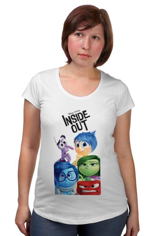 Футболка для беременных Printio Головоломка футболка для беременных printio хозяин морей