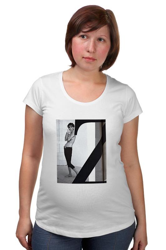 Футболка для беременных Printio Земфира футболка для беременных printio хозяин морей