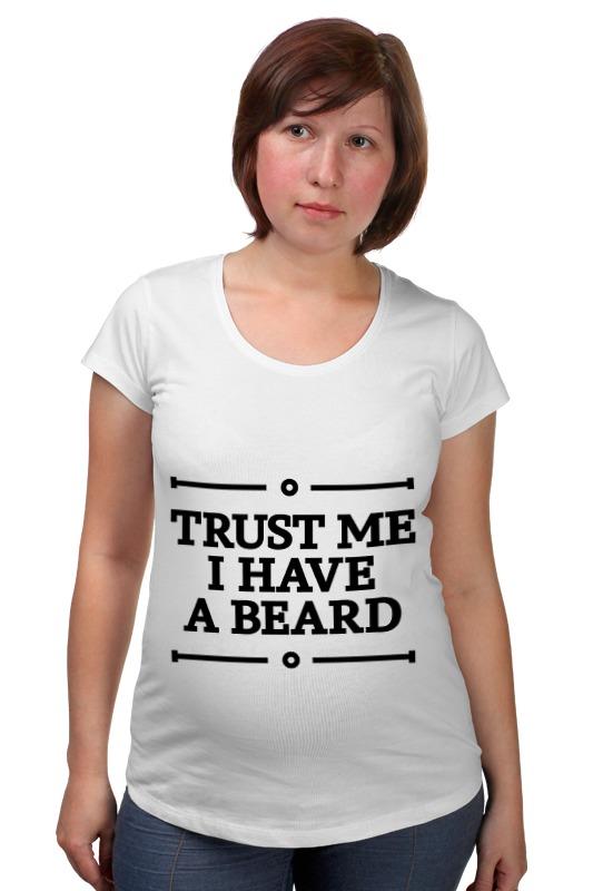 Футболка для беременных Printio Trust me футболка для беременных printio bring me the horizon