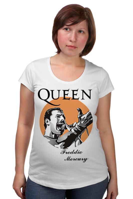 Футболка для беременных Printio Freddie mercury - queen винт для mercury 15