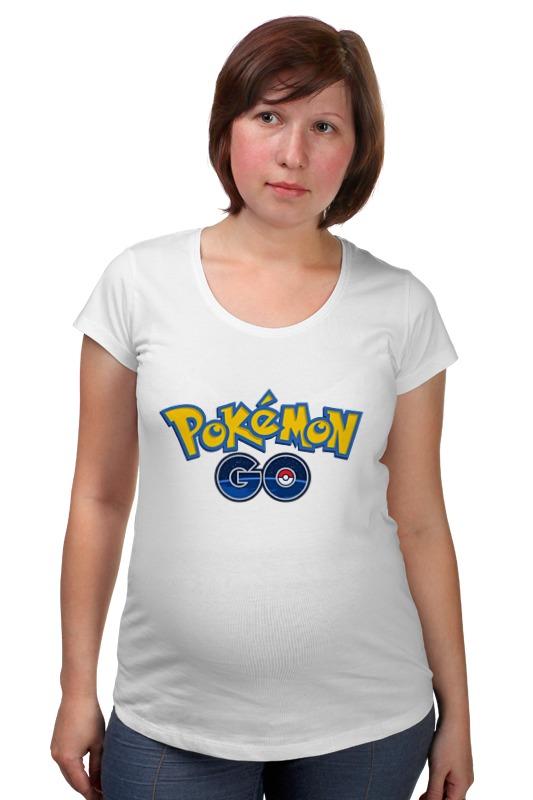 Футболка для беременных Printio Pokemon go футболка для беременных printio html5