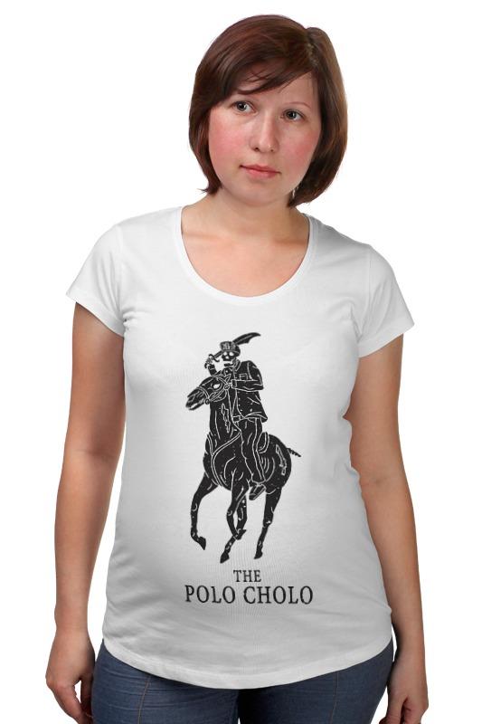 Футболка для беременных Printio The polo футболка для беременных printio bring me the horizon