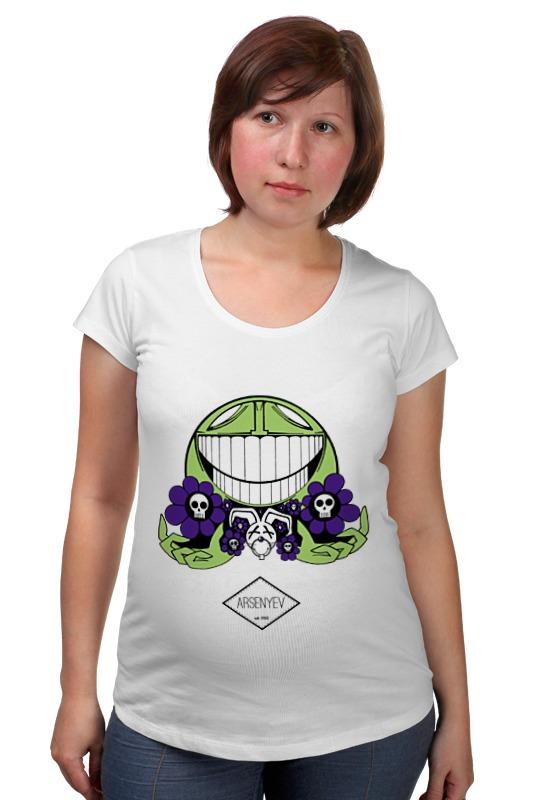 Футболка для беременных Printio Psy art arsb футболка для беременных printio arsb skate