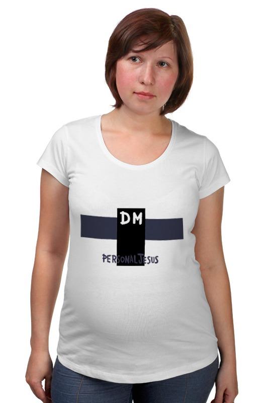 Футболка для беременных Printio Depeche mode футболка для беременных printio армянский крест