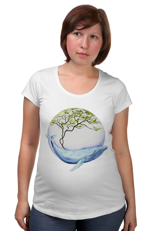 Футболка для беременных Printio Кит футболка для беременных printio кит ричардс