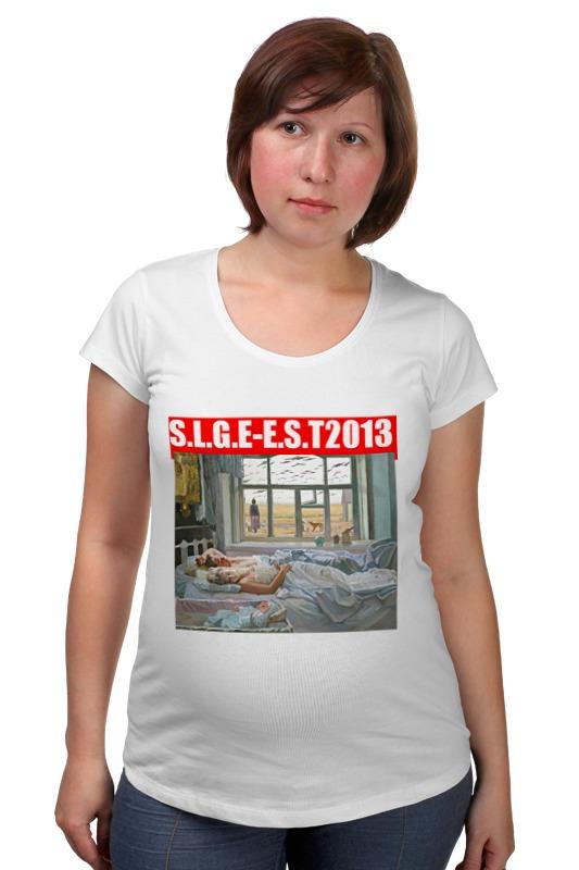 Футболка для беременных Printio Война футболка для беременных printio война никогда не меняется