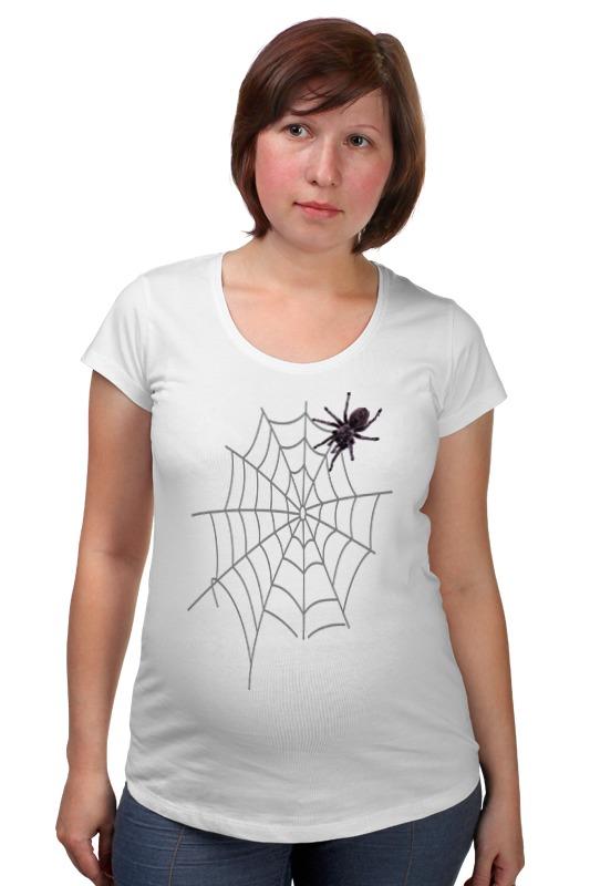 Футболка для беременных Printio Большой паук паук 4 1 на ниву