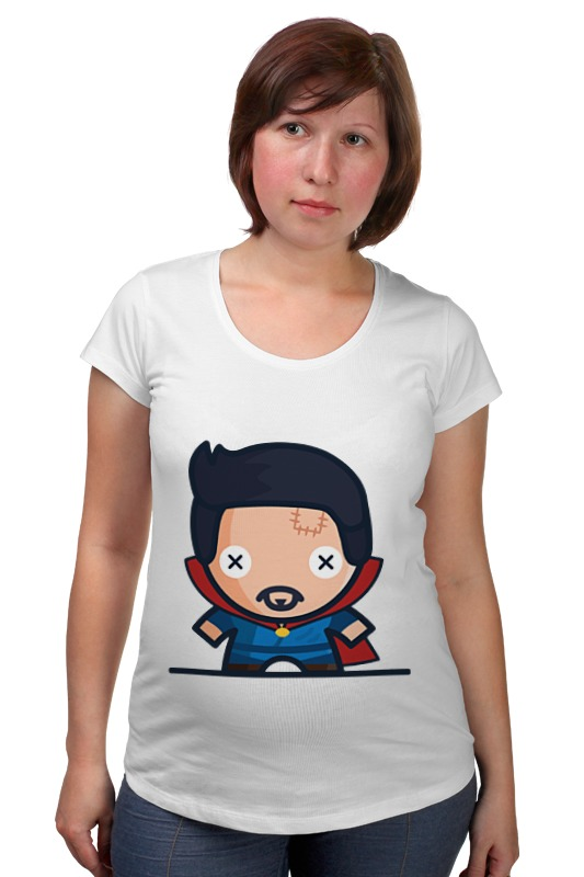 Футболка для беременных Printio Доктор стрэндж футболка для беременных printio elements of harmony