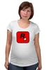 "Футболка для беременных ""Rockstar Games"" - gta, rockstar, гта, рокстар, rockstar games"