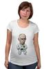 """Футболка для беременных """"Путин"""" - москва, россия, путин, putin, кремль"""