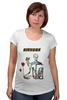 """Футболка для беременных """"Nirvana Incesticide album t-shirt"""" - nirvana, kurt cobain, курт кобейн, нирвана, incesticide"""