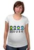 """Футболка для беременных """"Dr. House_3"""" - house, хаус, house md, доктор хаус"""
