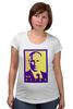 """Футболка для беременных """"Мой Путин"""" - россия, путин, президент, putin, кремль, мой путин"""
