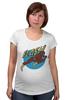 "Футболка для беременных ""Флэш."" - flash, комикс, герой, дс, флэш"