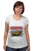 "Футболка для беременных ""Armored Warfare"" - игра, game, танки, aw, armored warfare"