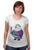 """Футболка для беременных """"Fat Joker"""" - joker, джокер, обжорство"""