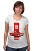 "Футболка для беременных ""Retro Ride"" - ретро, автомобиль, ваз, lada"