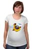 """Футболка для беременных """"Вперед в Космос!"""" - круто, планета, космос, полет, детские, детская, на праздник, скорость, детей, ребенку"""