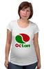 """Футболка для беременных """"Octan (Lego)"""" - lego, лего, octan"""