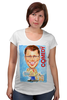 "Футболка для беременных ""Comedy Club"" - гарик бульбог харламов, юмористическая программа, камеди клаб, comedy club, юмор"