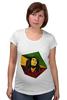 """Футболка для беременных """"Bob Marley"""" - регги, ямайка, боб марли, bob marley, reggae, боб, ска, марли"""