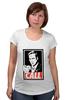 """Футболка для беременных """"Call Saul"""" - obey, во все тяжкие, breaking bad, лучше звоните солу, сол гудман"""