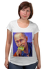 """Футболка для беременных """"Путин"""" - москва, россия, сочи, путин, кремль"""