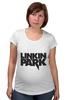 "Футболка для беременных ""Linkin Park logo"""