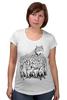"""Футболка для беременных """"Волк в овечьей шкуре"""" - животные, волк, wolf"""