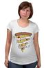 """Футболка для беременных """"Пицца Навсегда (Pizza Forever)"""" - пицца, pizza"""