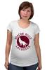"Футболка для беременных ""Teen Wolf - beacon hills"" - волчонок, teen wolf, стилински, beacon hills"