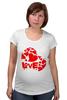 """Футболка для беременных """"love"""" - сердце, сердечко, love is"""