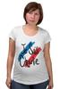 """Футболка для беременных """"Je Suis Charlie (Я Шарли)"""" - paris, charlie, je suis charlie, i am charlie, я шарли"""