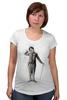 "Футболка для беременных ""Charlie Chaplin"" - комик, charlie chaplin, чарли чаплин, актёр, чарльз спенсер чаплин"