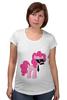 "Футболка для беременных ""My Little Pony - Пинки Пай (Pinkie Pie)"" - pony, mlp, пони, пинки пай"