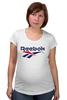 """Футболка для беременных """"Reebok"""" - спорт, спортсмен, sports, reebok, рибок"""