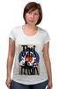 "Футболка для беременных ""The Who"" - рок, хард-рок, the who"
