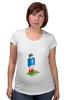 """Футболка для беременных """"Иг_рай!"""" - футбол, арт, круто, 1, игра, спорт, стиль, ретро, pixel, искусство"""