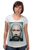 "Футболка для беременных ""Путинизм"" - царь, king, путин, борода, putin, beard, путинизм"