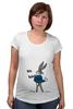 """Футболка для беременных """"Bugs Bunny_man"""" - fun, nice"""