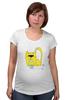 """Футболка для беременных """"Солнечный кот"""" - арт, юмор, животные, солнце, cat, котик, мечта, творчество, вязание"""
