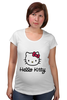 "Футболка для беременных ""Hello Kitty"" - hello kitty, хеллоу китти"