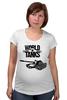 "Футболка для беременных ""World Of Tanks - Type 59"" - игра, game, world of tanks, wot, type 59"